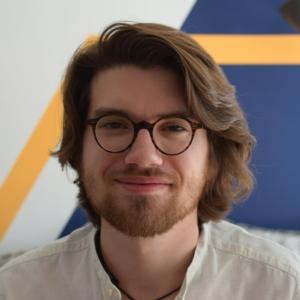 Justin Scholz - marketing - Weronika Wenk - sqaure